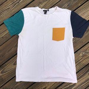 21 Men Vintage Multicolor T-shirt